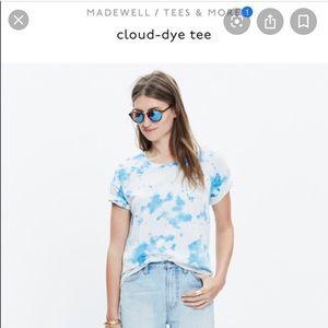 Madewell clouddye t shirt